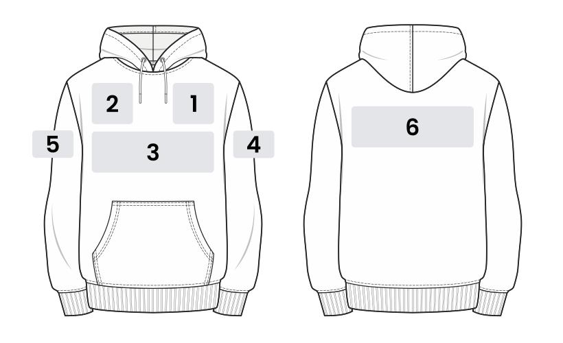 Logo/Graphic Position